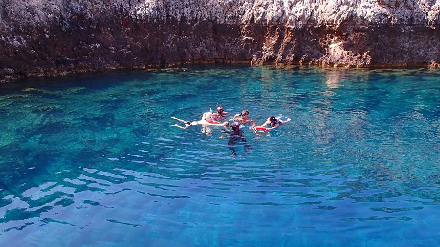 SNORKELING ADVENTURE TOUR – 2 hours